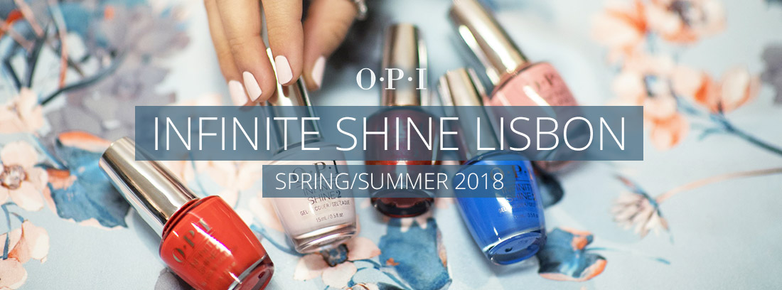Infinities Shine Lisbon by OPI